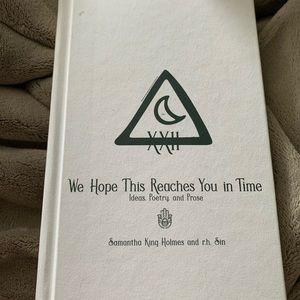 Rare RH Sin & Samantha Holmes Book